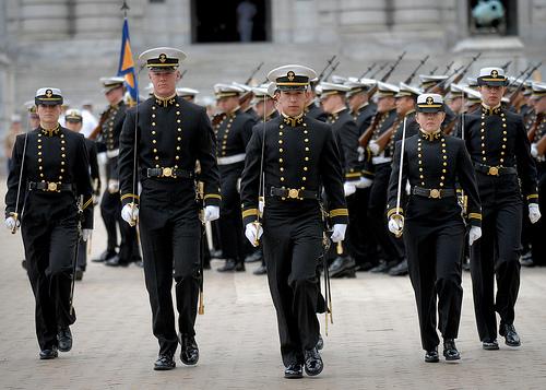 U.S. Naval Academy Midshipmen