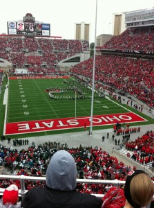 Football Saturday at Buckeye Stadium