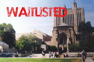 Waitlisted at your dream college