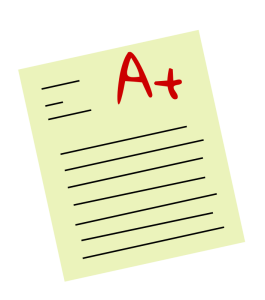 I will get good grades in spanish
